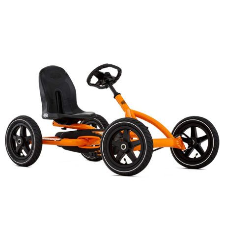 KART DE PEDALES BERG BUDDY ORANGE