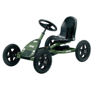 KART DE PEDALES BERG JEEP JUNIOR