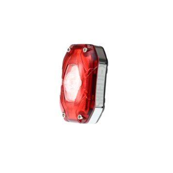 LUZ TRASERA USB MOON SHIELD-X AUTO 80-150 LUMENS