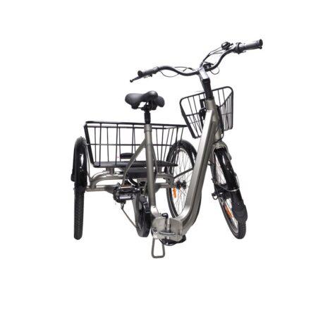 Monty Trycicle e-134 plegada