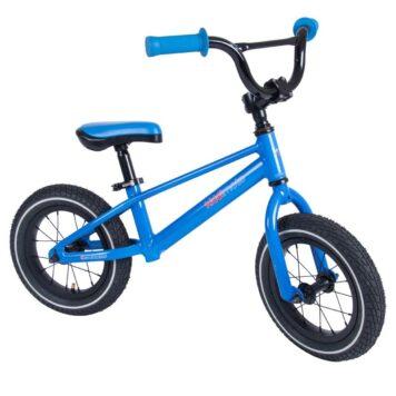 blue bmx