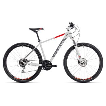 cube aim race 2018 blanco gris rojo
