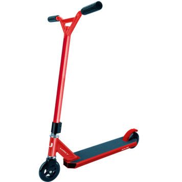 scooter acro rojo