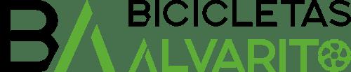 Logo Bicicletas Alvarito Horizontal