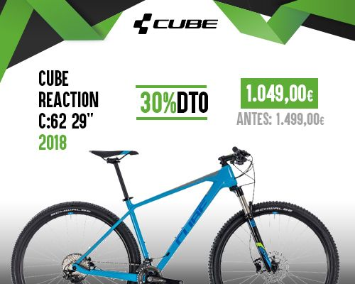 Oferta Cube Reaction C:62 29''