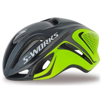 casco specialized s works evade tri negro verde-2017