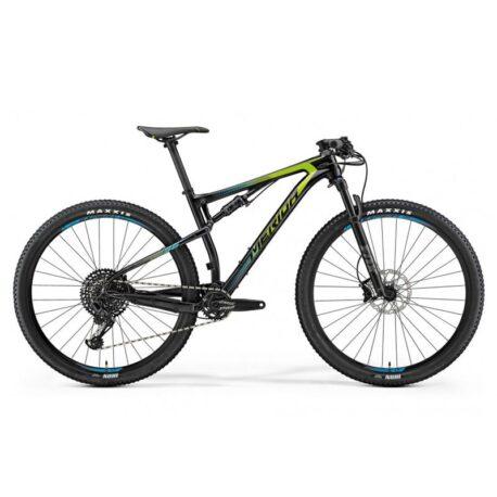 merida ninety six 9 6000 2018 negro verde