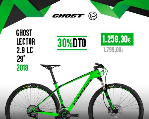 Oferta Ghost Lector 2.9 LC 29''