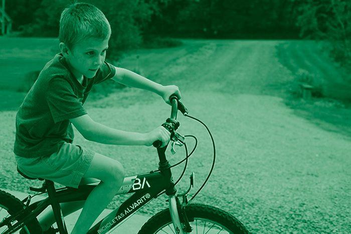 Bicicletas de niño