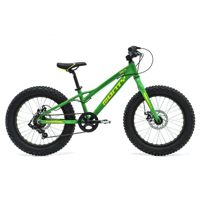 "Bicicleta para niños MONTY FATTY 20"" 2019"