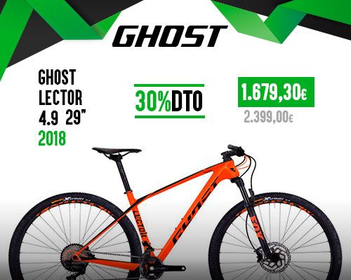 Oferta Ghost Lector 4.9 29'' 2018