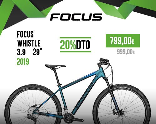 Oferta Focus Whistle 3.9 29'' 2019