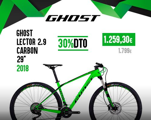 Oferta Ghost Lector 2.9 29'' 2018
