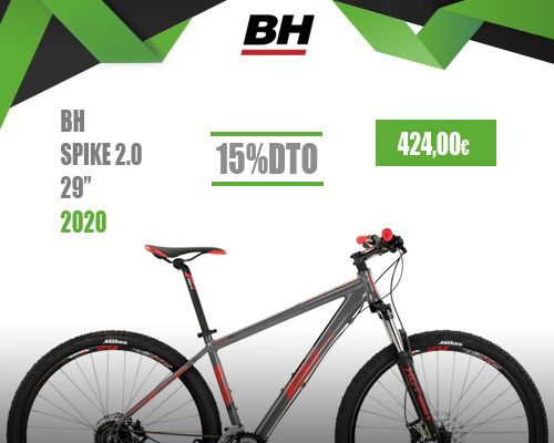Oferta BH Spike 2.0 29'' 2020