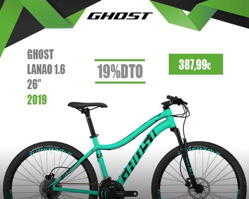 Oferta Ghost Lanao 1.6 26'' 2019